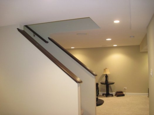 Basement Remodeling Stairs