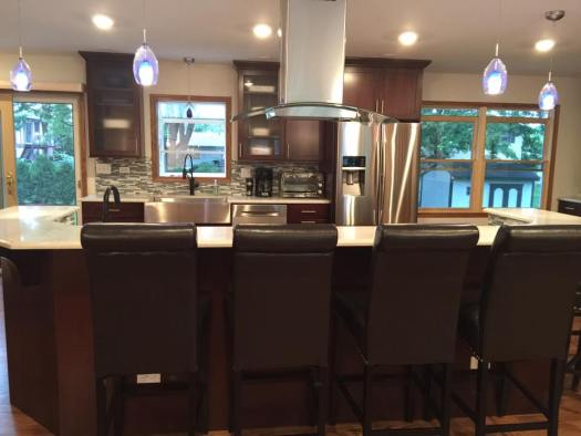 kitchen remodeling downers grove dienberg hood vent
