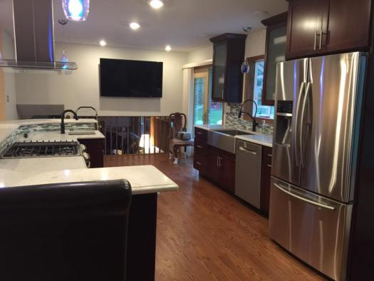 kitchen remodeling downers grove dienberg refrigerator