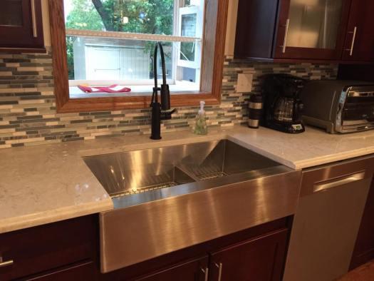 kitchen remodeling downers grove dienberg sink