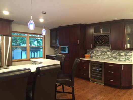 kitchen remodeling downers grove dienberg winebar