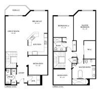 Breckenridge BlueSky Condos Floor Plans Breckenridge ...