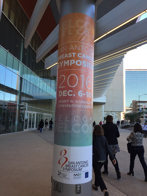 San Antonio Breast Cancer Symposium 2016