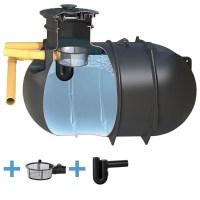 Rewatec Zisterne Blue Line II 10000 Liter