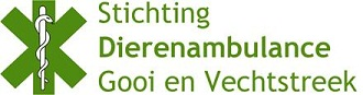 Sponsor dierenambulance West Friesland