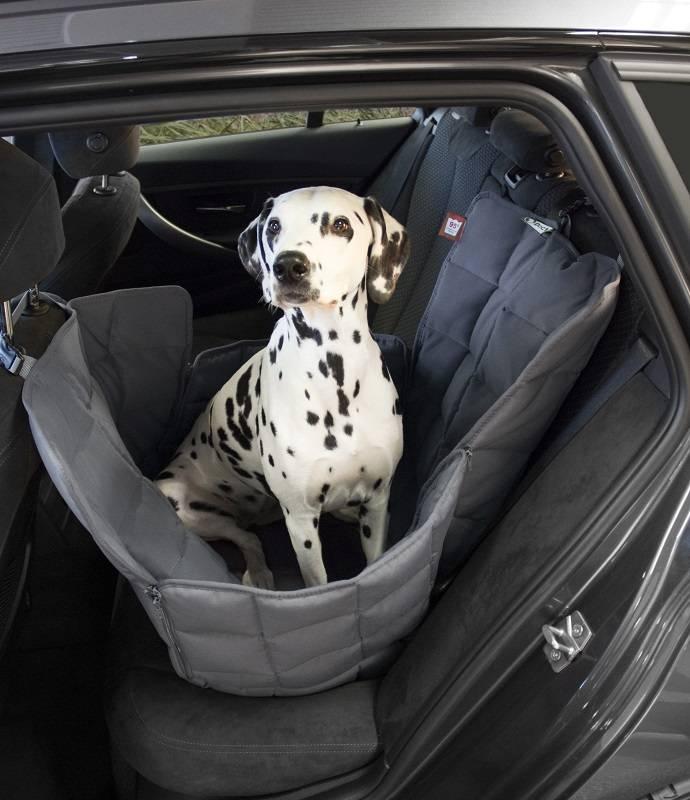 Hondendeken voor de achterbank van auto deken voor 1 stoel