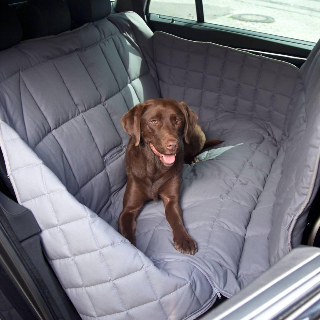 Doctor Bark Hondendeken voor de achterbank  3 stoelen