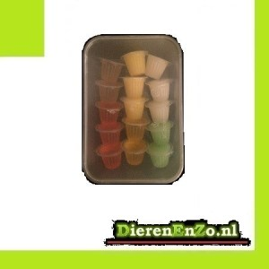 Jelly-Food Mixed Pack 15stuks x 16 gram