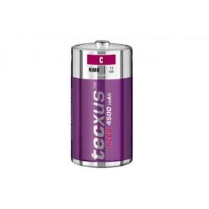 Tecxus NiMh oplaadbare batterijen