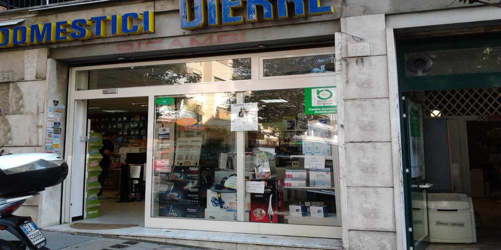 Centro Dierre Appio Ricambi e Assistenza Elettrodomestici