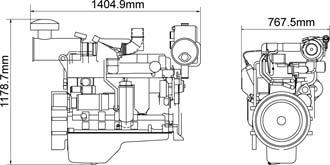 Marine Engine Fuel Consumption Curve, Marine, Free Engine