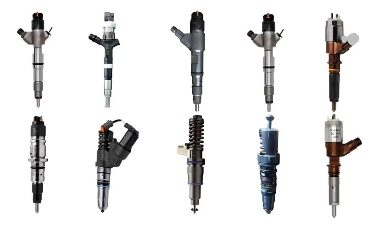 OEM Isuzu Diesel Fuel Injectors 095000 5001 095000 5002