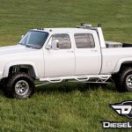 Built Not Bought Eric Miller S 89 Chevy Crew Cab With A 12 Valve