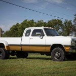 A Dually Destined For More Cole Turner S 1992 W350 Dodge Ram