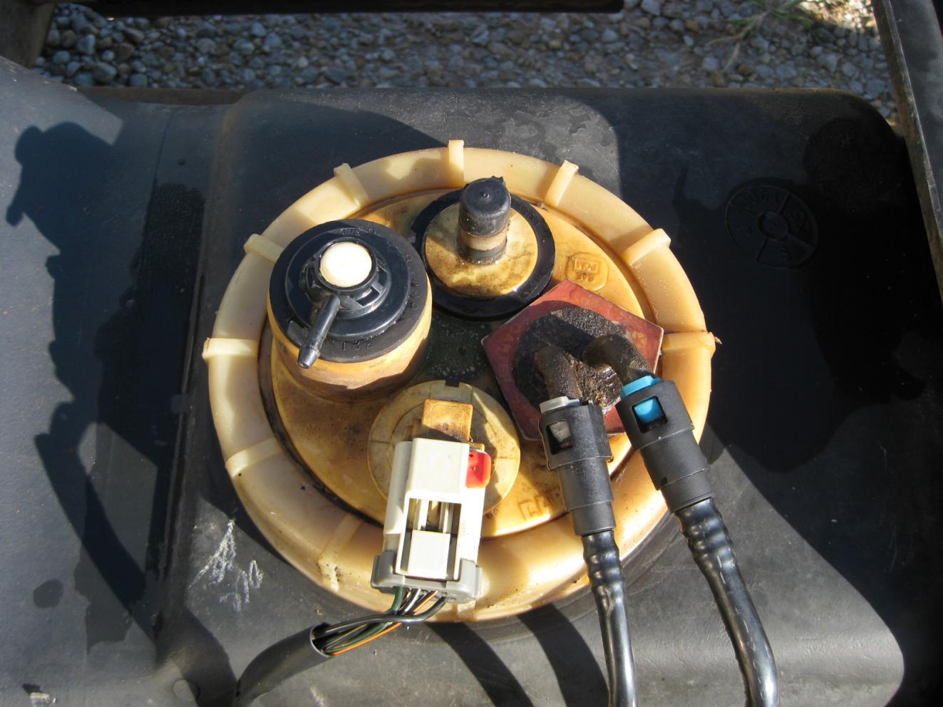 2003 Impala Fuel Gauge Wiring Diagram 94 12 Valve Fuel Guage Not Working Diesel Bombers