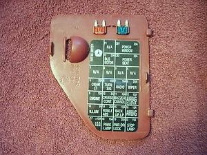 fuse box diagram??  Diesel Bombers
