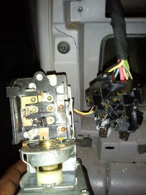fan switch wiring diagram 2004 vw touareg stereo high beam light stays on when truck is off - diesel bombers