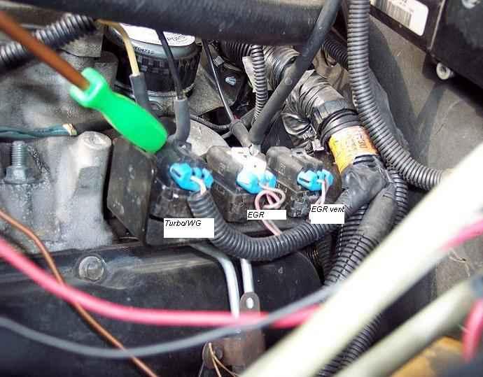 1996 Geo Metro Wiring Harness 97 6 5td Issues Diesel Bombers
