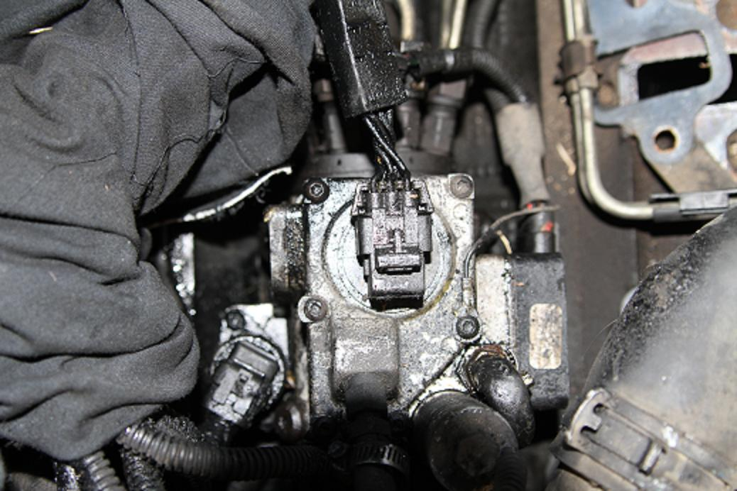 88 Chevy Starter Wiring Fuel Leak From Injector Pump Diesel Bombers