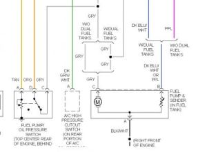 Wiring for fuel pump  Diesel Bombers
