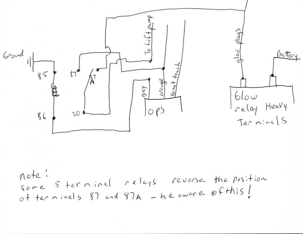 medium resolution of 6 5l gm battery diagram wiring diagram will be a thing u2022 rh exploreandmore co uk