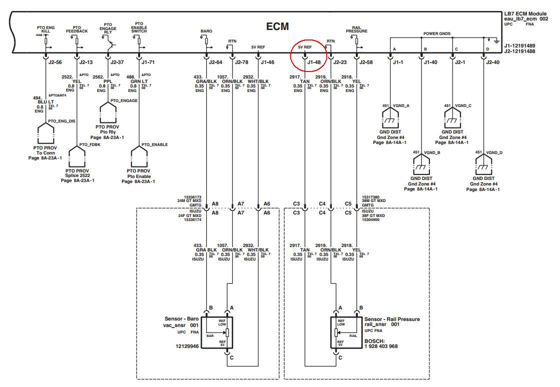 Duramax Ecm Wiring Diagram