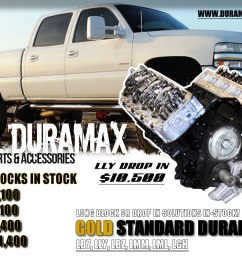 replacement duramax diesel engines for sale duramax66new jpg [ 1200 x 900 Pixel ]