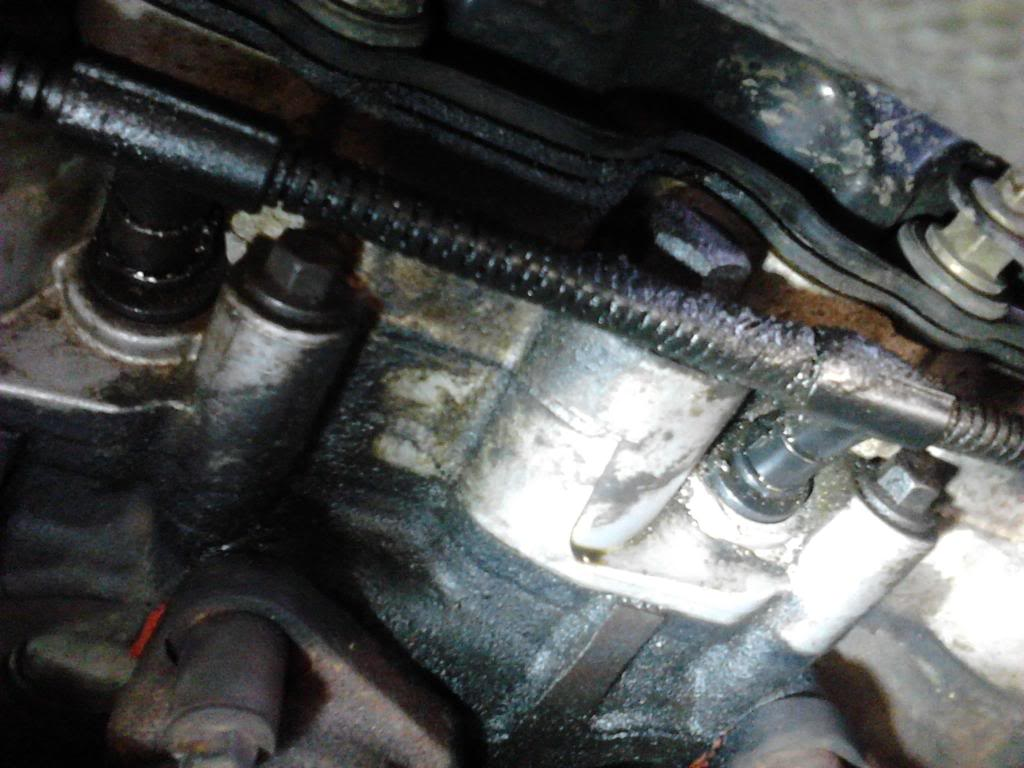 hight resolution of is this a glow plug harness leak photos included