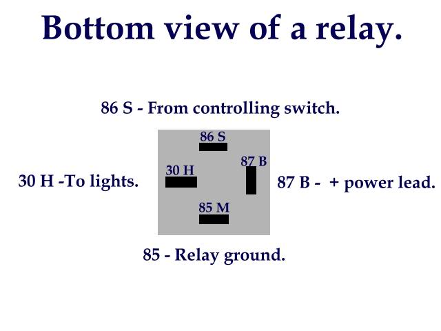 Contactor Relay Wiring Diagram On 4 Wire Well Pump Wiring Diagram
