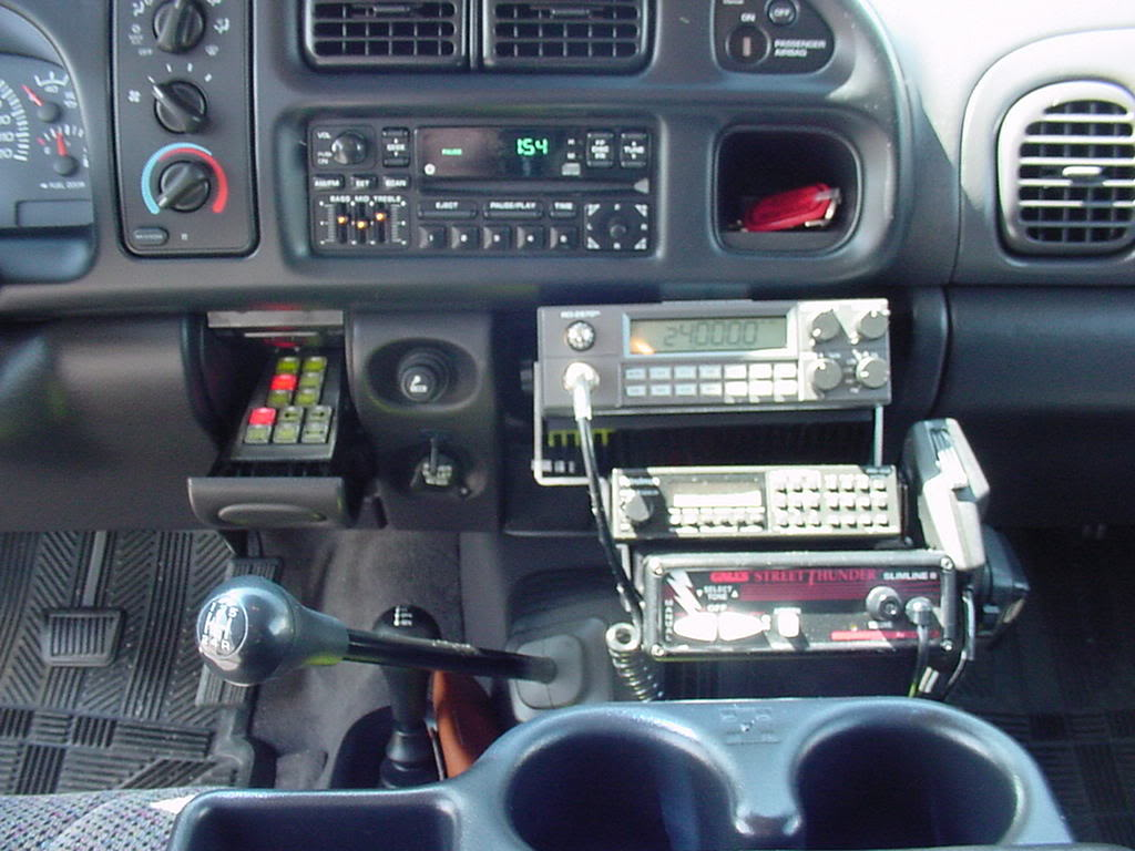 1998 Jeep Wrangler Wiring Diagram Radio How S Your Cb Mounted Diesel Bombers