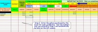 IFTA fuel tax software Excel spreadsheet for truckers
