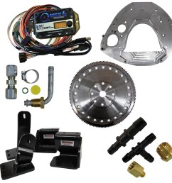 getting started kit ford f 150 300 302 351w e4od 4bt cummins [ 1276 x 1200 Pixel ]