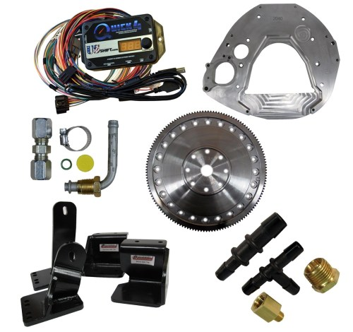 small resolution of getting started kit ford f 150 300 302 351w e4od 4bt cummins