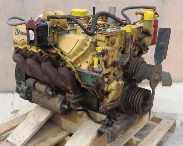 Caterpillar 3204 Engine Horsepower Chart - Year of Clean Water