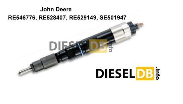 095000-6480 DENSO DIESEL COMMON RAIL INJECTOR ‹ DieselDB