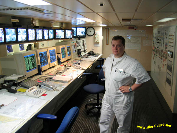 An interview with a Marine Engineer