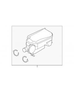Ford 6.7 liter Powerstroke diesel crankcase(ccv)/vent valve