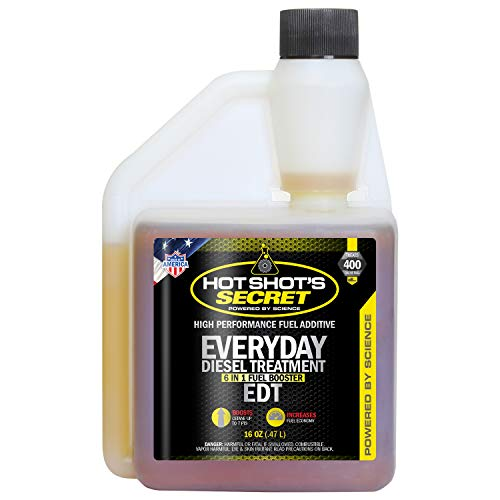 Hot Shot/'s Secret Fits Powerstroke Duramax Cummins Diesel Clean Up kit