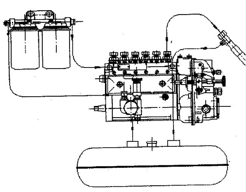 Gear Train Cylinder Head and Valve System of Deutz