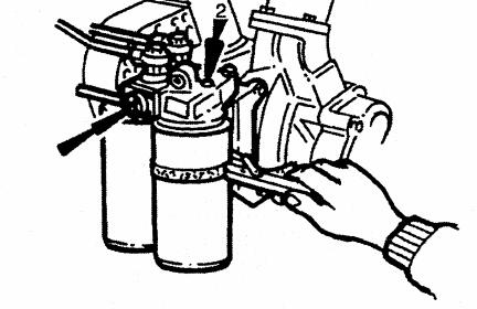 How to Change Perkins Engines Fuel Filter Elements and Air