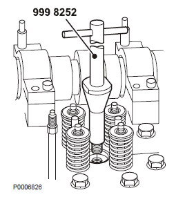 Replace Volvo Engine Sleeve For Unit Injector