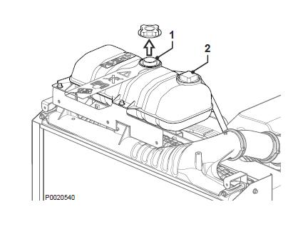 Volvo Engine Cooling System Maintenance