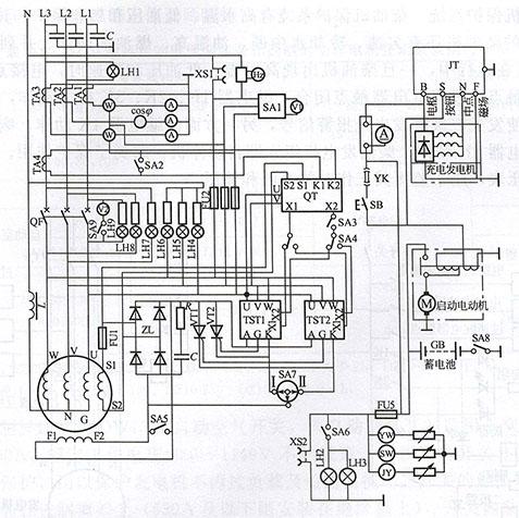 [Get 24+] Wiring Diagram Generator Control Panel