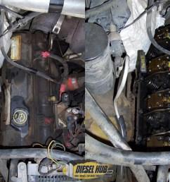 passenger side valve cover removal [ 1200 x 800 Pixel ]