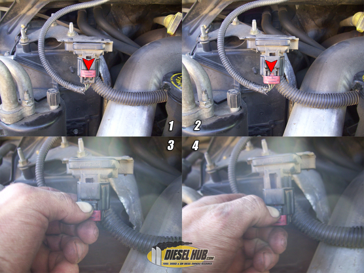 Ford Powerstroke Fuel Restriction Sensor Location Ford Free Engine