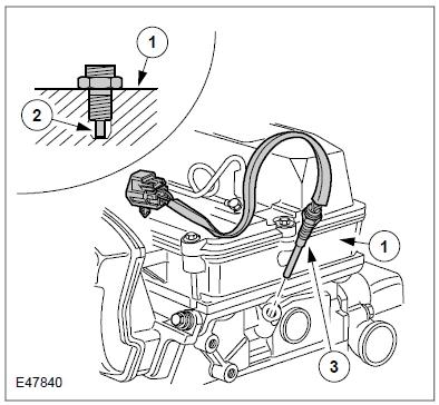 Delphi-Common Rail System – CHT sensor