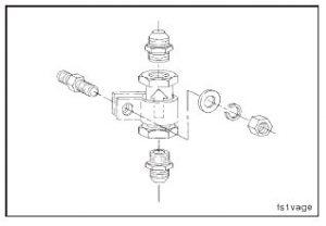 Cummins N14 – STC External Oil Plumbing – Removal