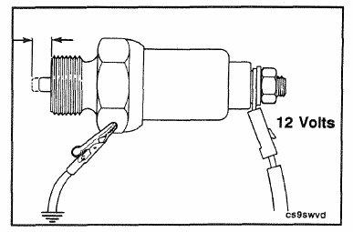 Cummins 4BT – KSB Wax Motor Element