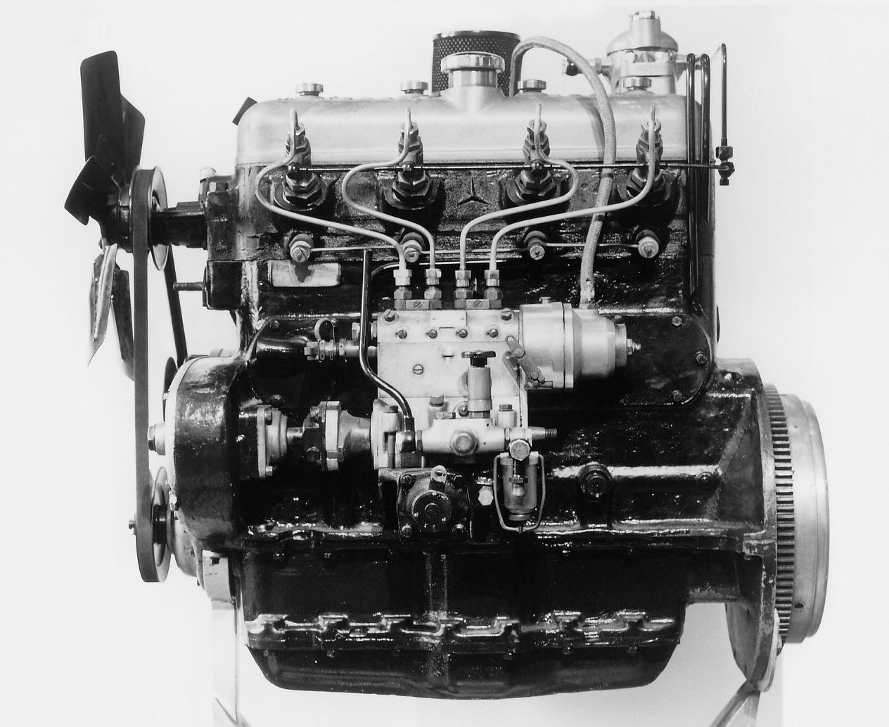 What Year Was The Gas Engine Invented