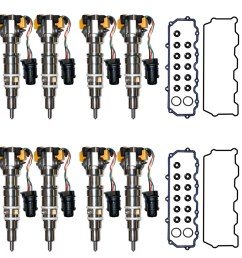 60 powerstroke turbo part diagram [ 1024 x 1024 Pixel ]